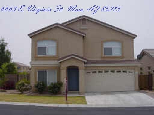 6663 E. Virginia St., Mesa, Arizona 85215