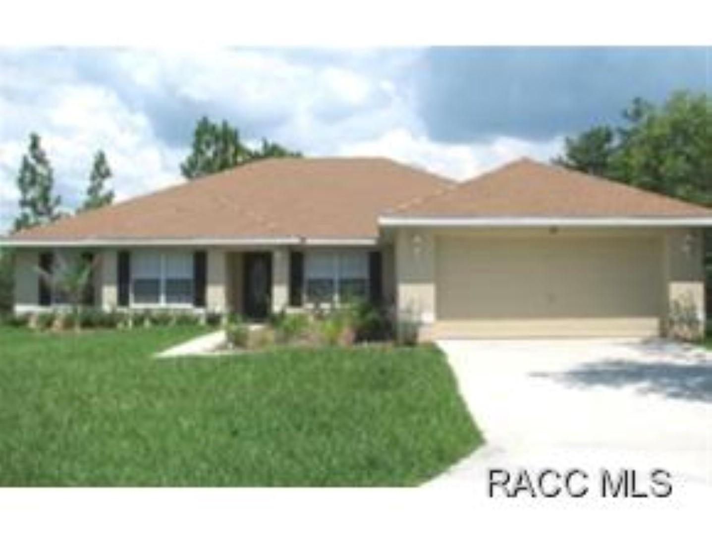 12 Zinnias Ct, Homosassa, Florida 34446