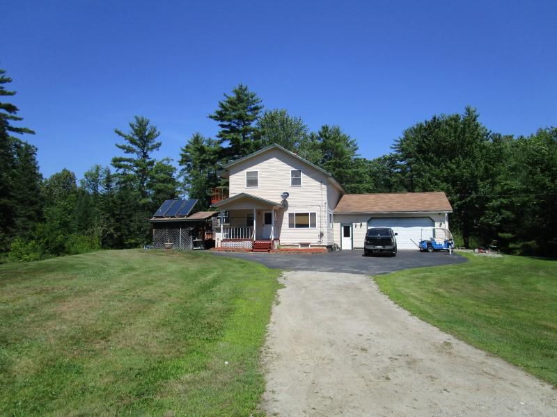 925 Sawyer Road, Greene, Maine 04236