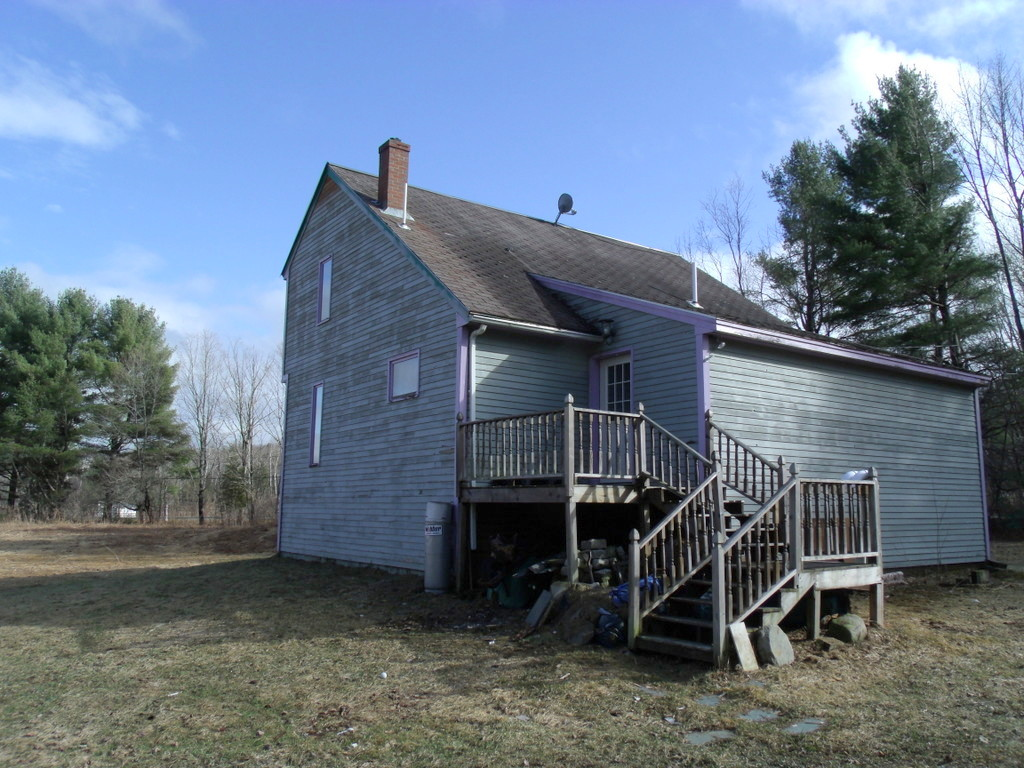 7 Hennessey Road, Industry, Maine 04938