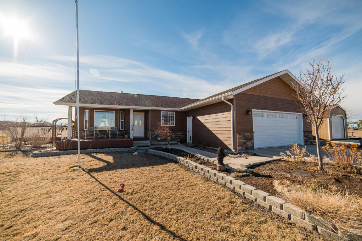 10 Old Stagecoach Ln, Vaughn, Montana 59487