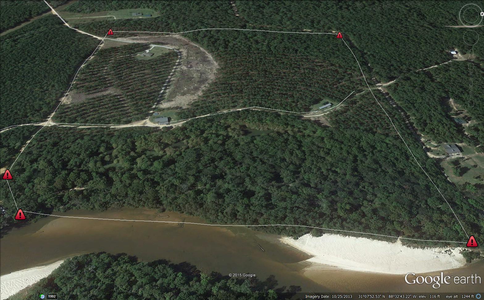 102 & 581, Leakesville, Mississippi 39451
