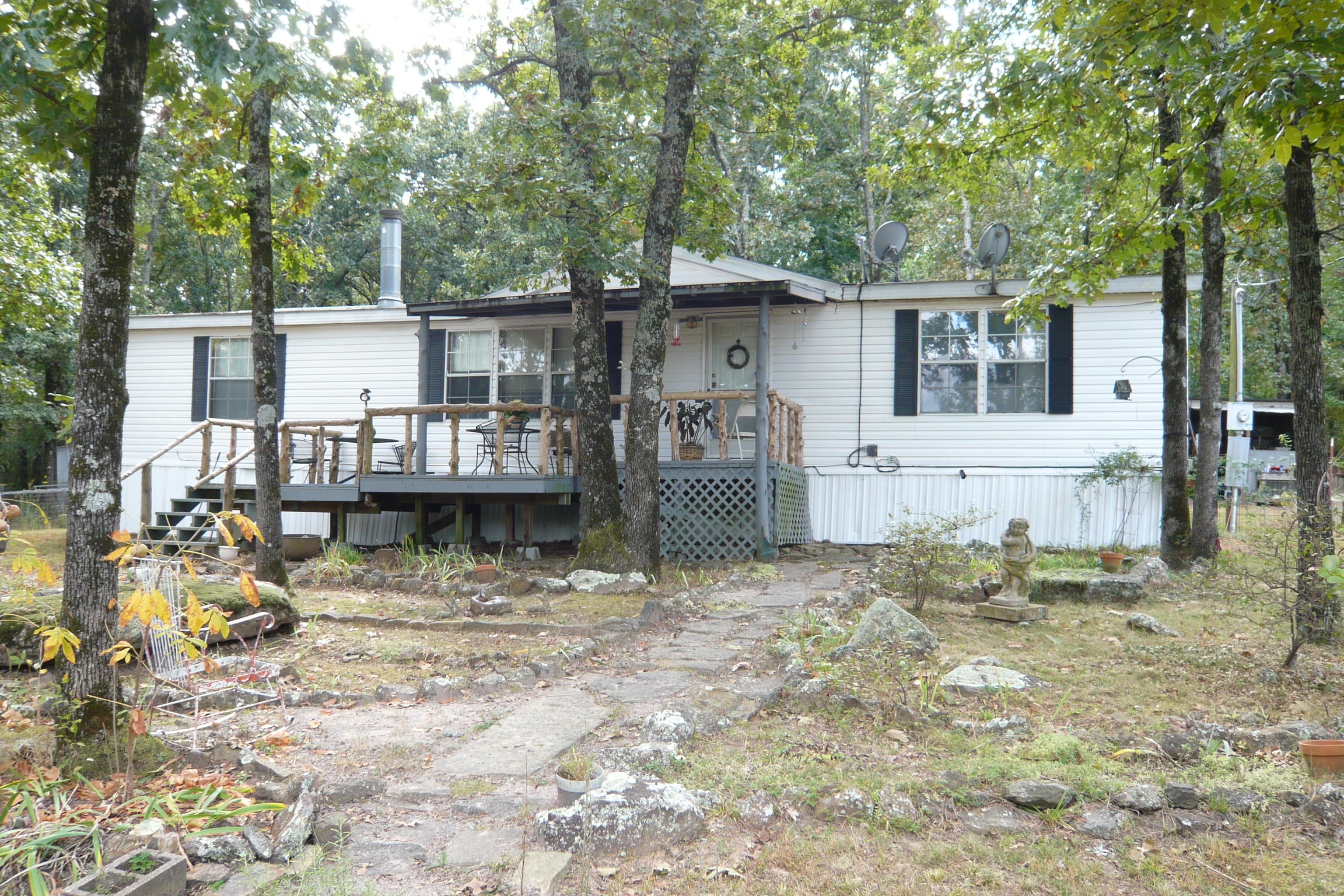 14519 Old Turner Rd., Mulberry, Arkansas 72947
