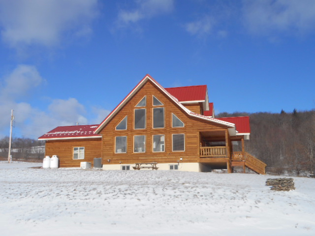 2133 Close Hollow Rd , Andes, New York 13731