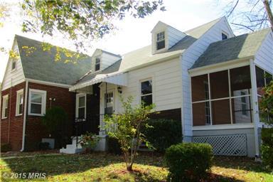 4131 Maple Rd., Morningside, Maryland 20746