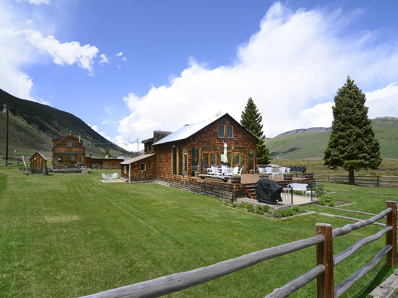 594 County Road 4, Crested Butte, Colorado 81224