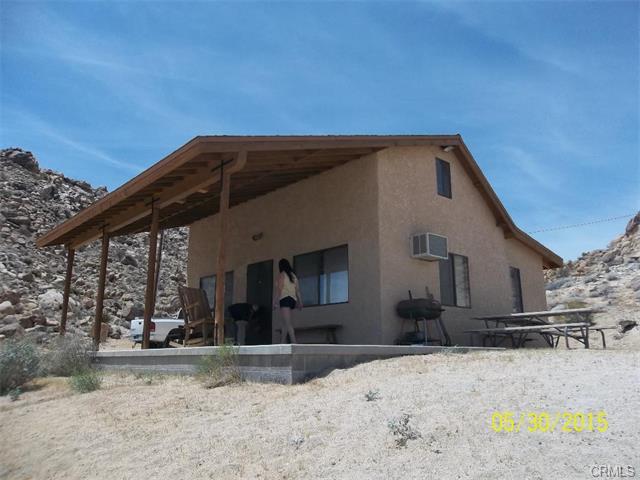 4650 Sizer Canyon RD, Johnson Valley, California 92285