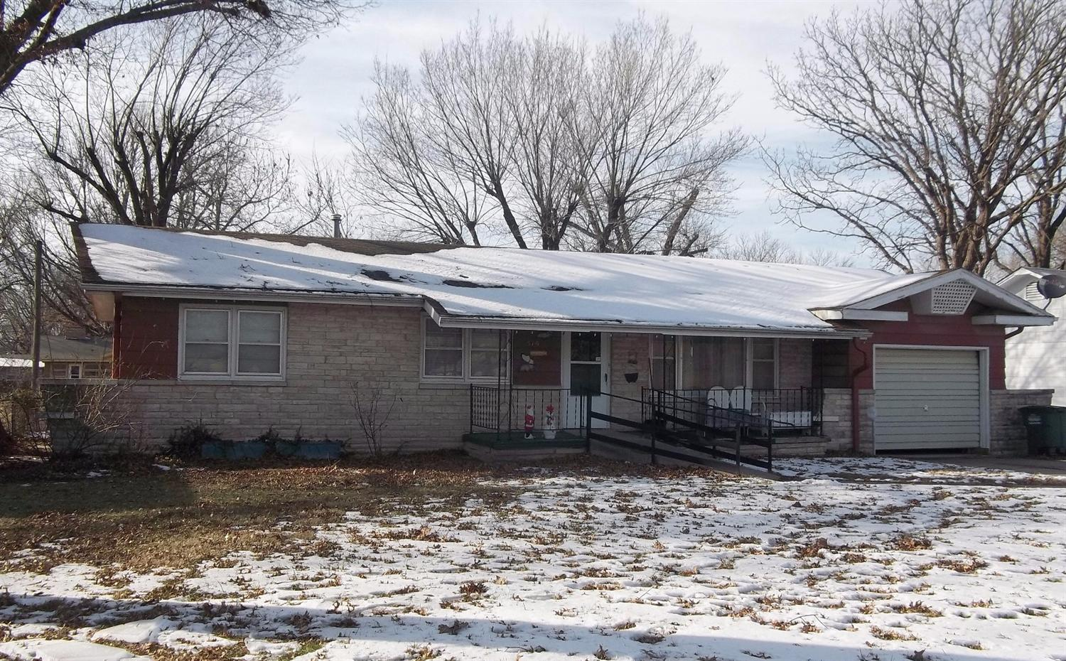 519 North Grant, Erie, Kansas 66733