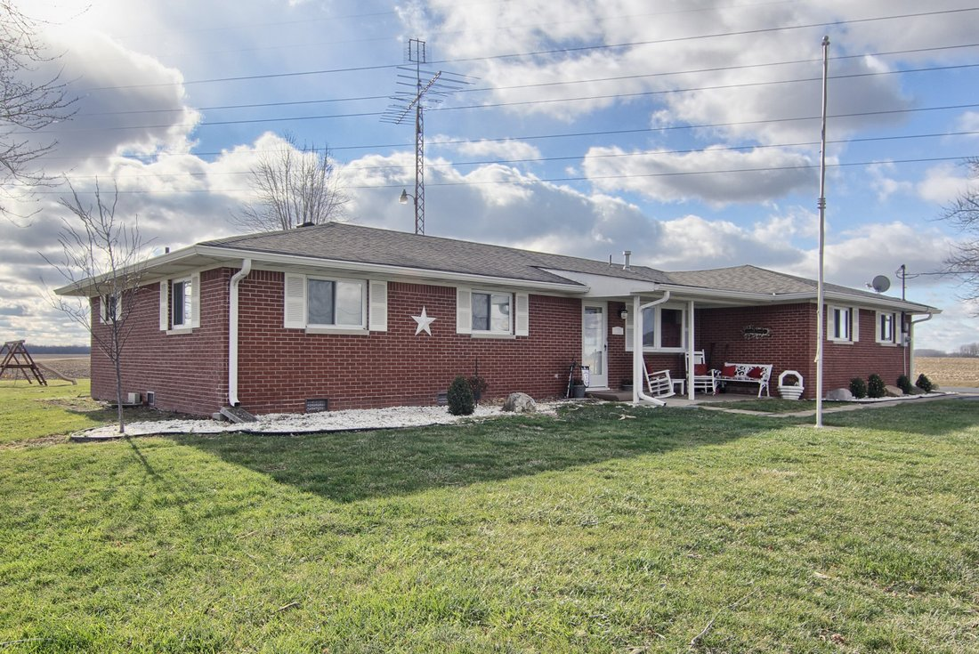 10721 E 00 North South, Greentown, Indiana 46936