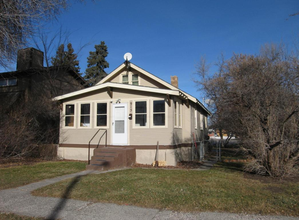 915 1st Avenue SW, Great Falls, Montana 59404