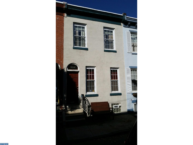 858 N. Bambrey Street, Philadelphia, Pennsylvania 19130