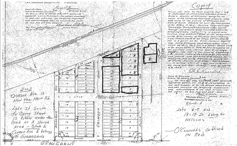 Township 157 N Range 96 W 5th PM, Temple, ND 58852