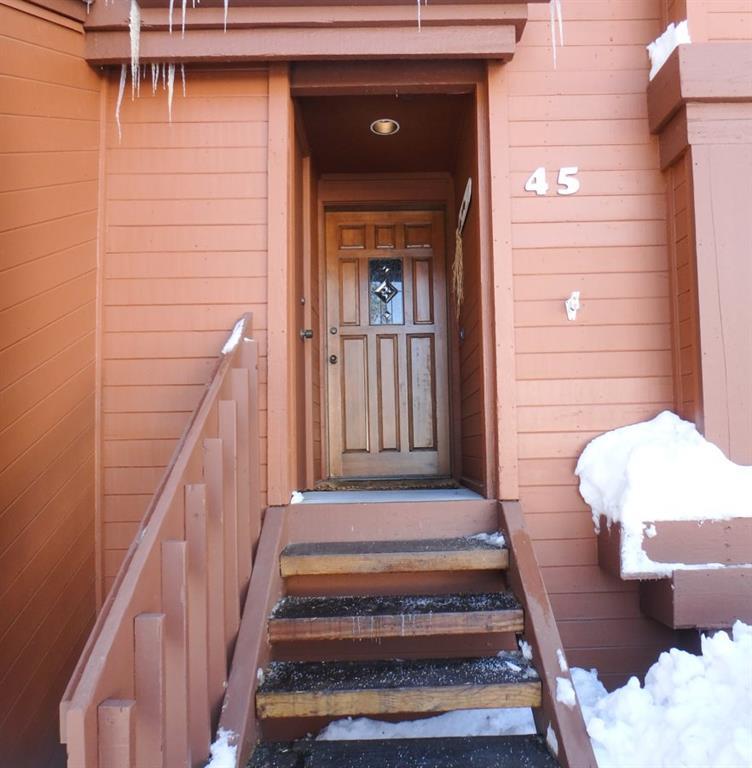 45 Snowcreek Road #45, Mammoth Lakes, California 93546