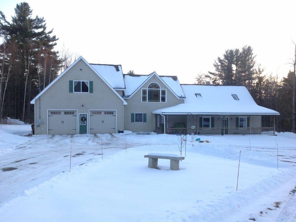 141 Wyman Road, Clinton, Maine 04927