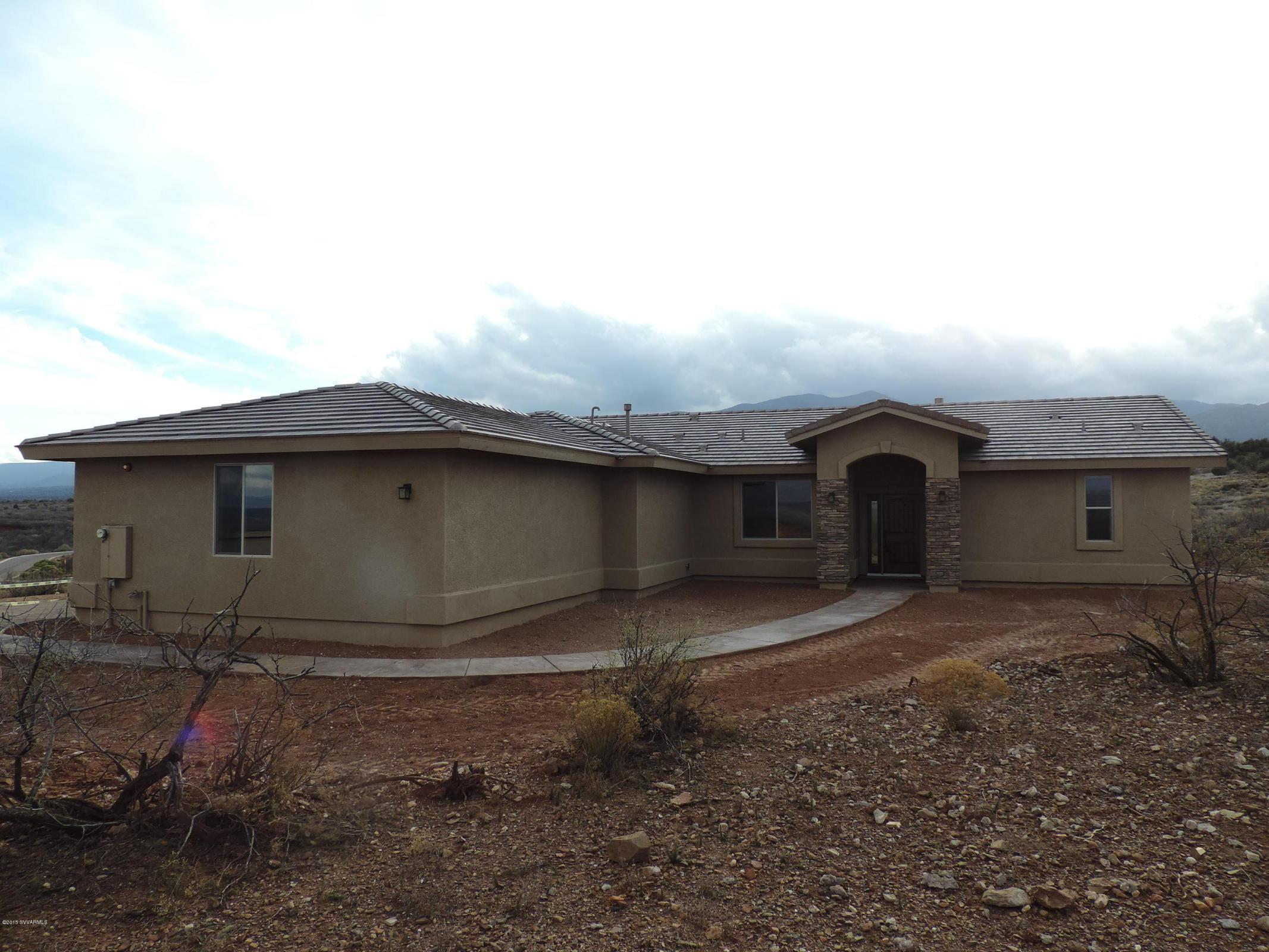 2860 S QUAIL CANYON ROAD, Cottonwood, Arizona 86326