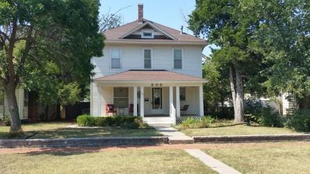 809 Williams Street, Great Bend, Kansas 67530