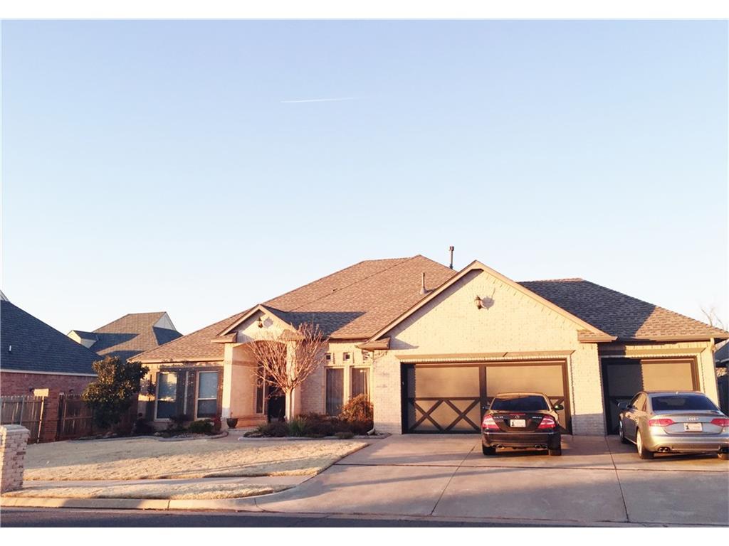 2821 NW 173rd St, Edmond, Oklahoma 73012