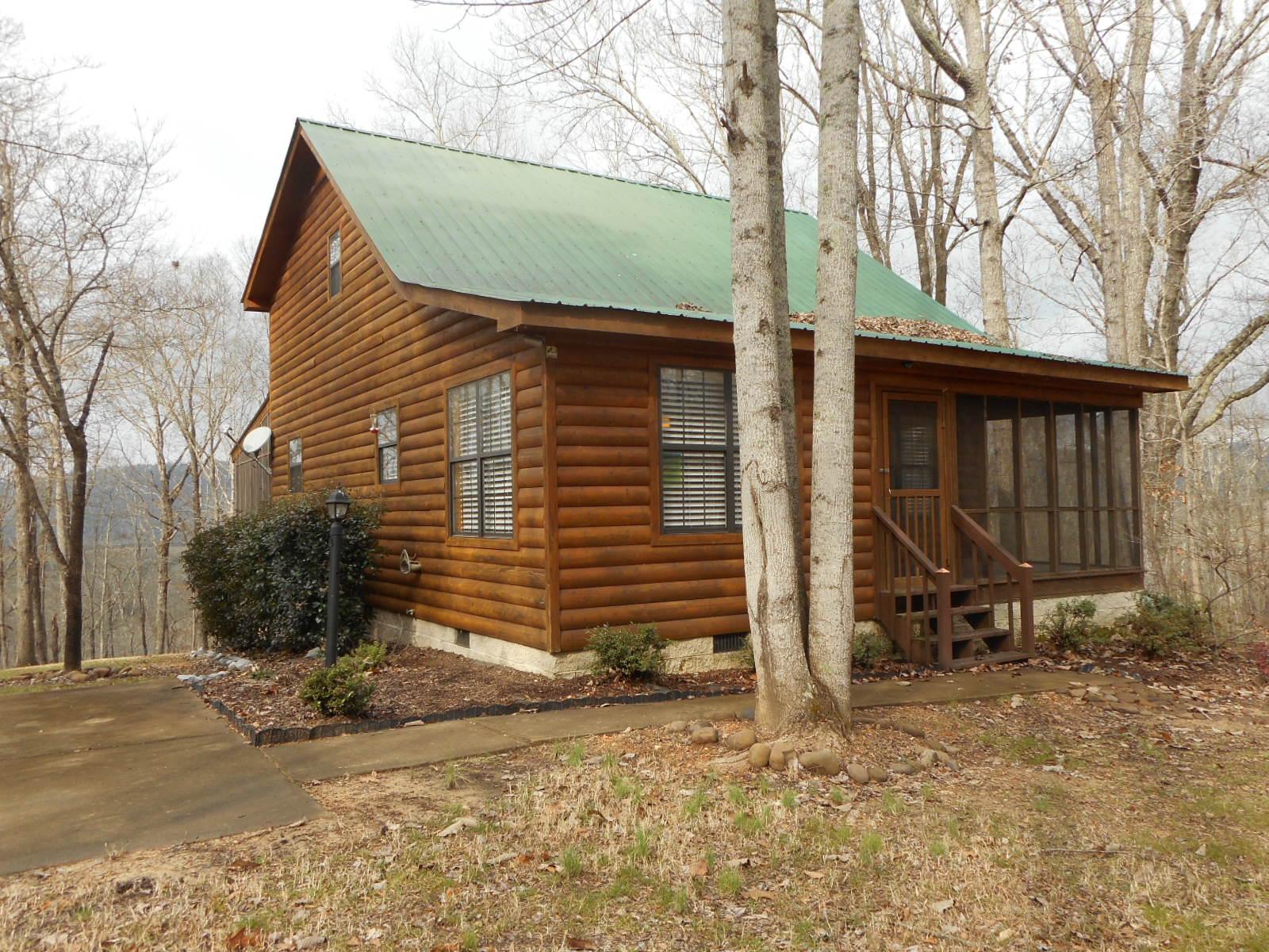 1696 COUNTY ROAD 137, Cedar Bluff, Alabama 35959