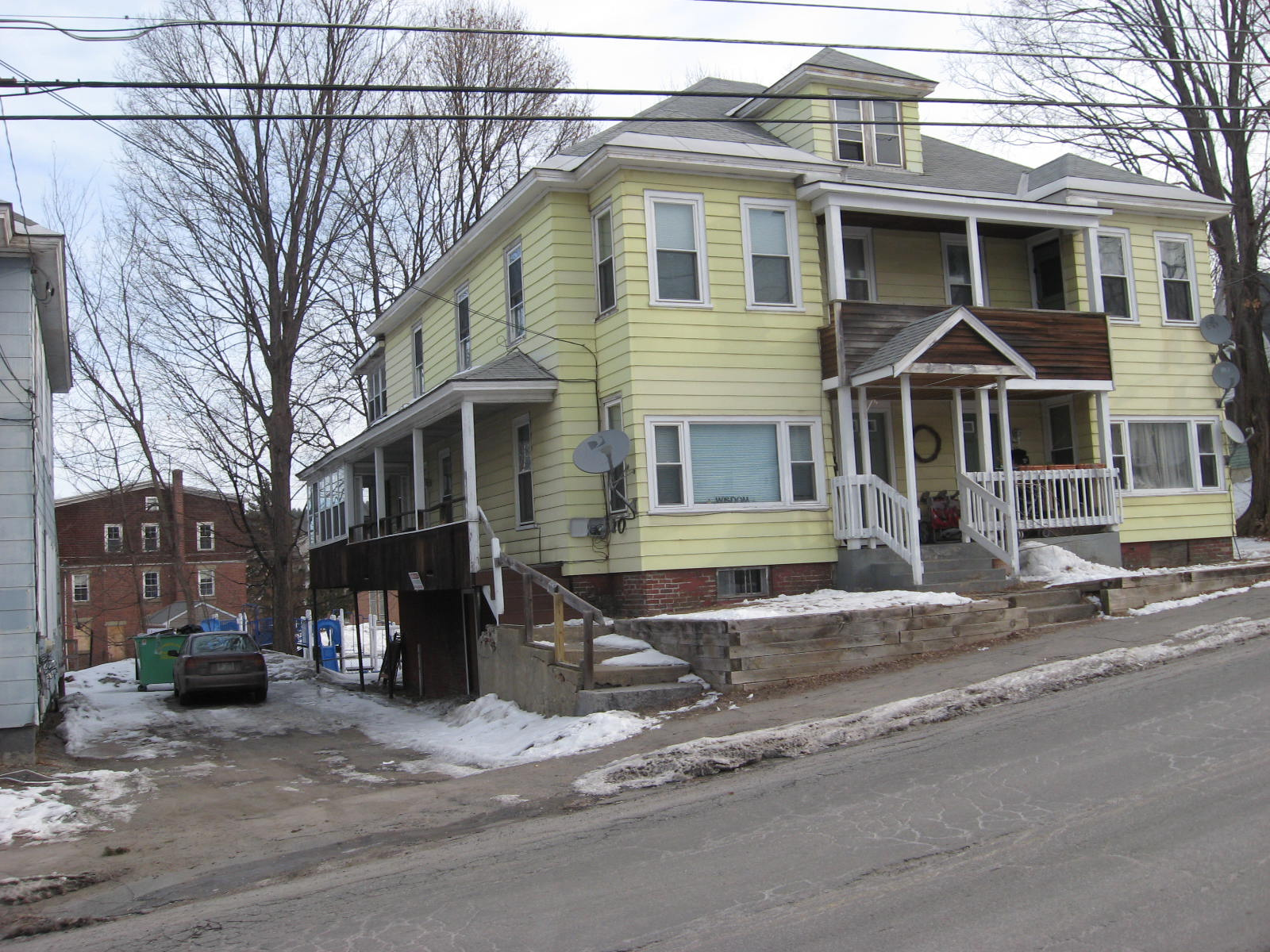 55 SULLIVAN STREET, Claremont, New Hampshire 03743