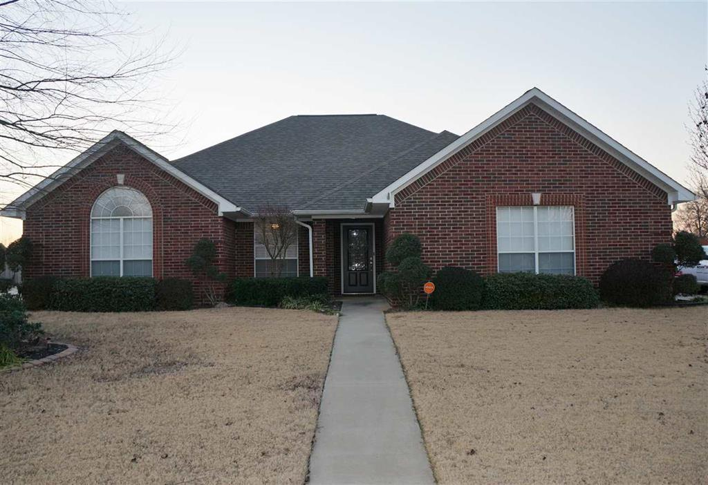 462 Meadowridge Circle, Texarkana, Arkansas 71854