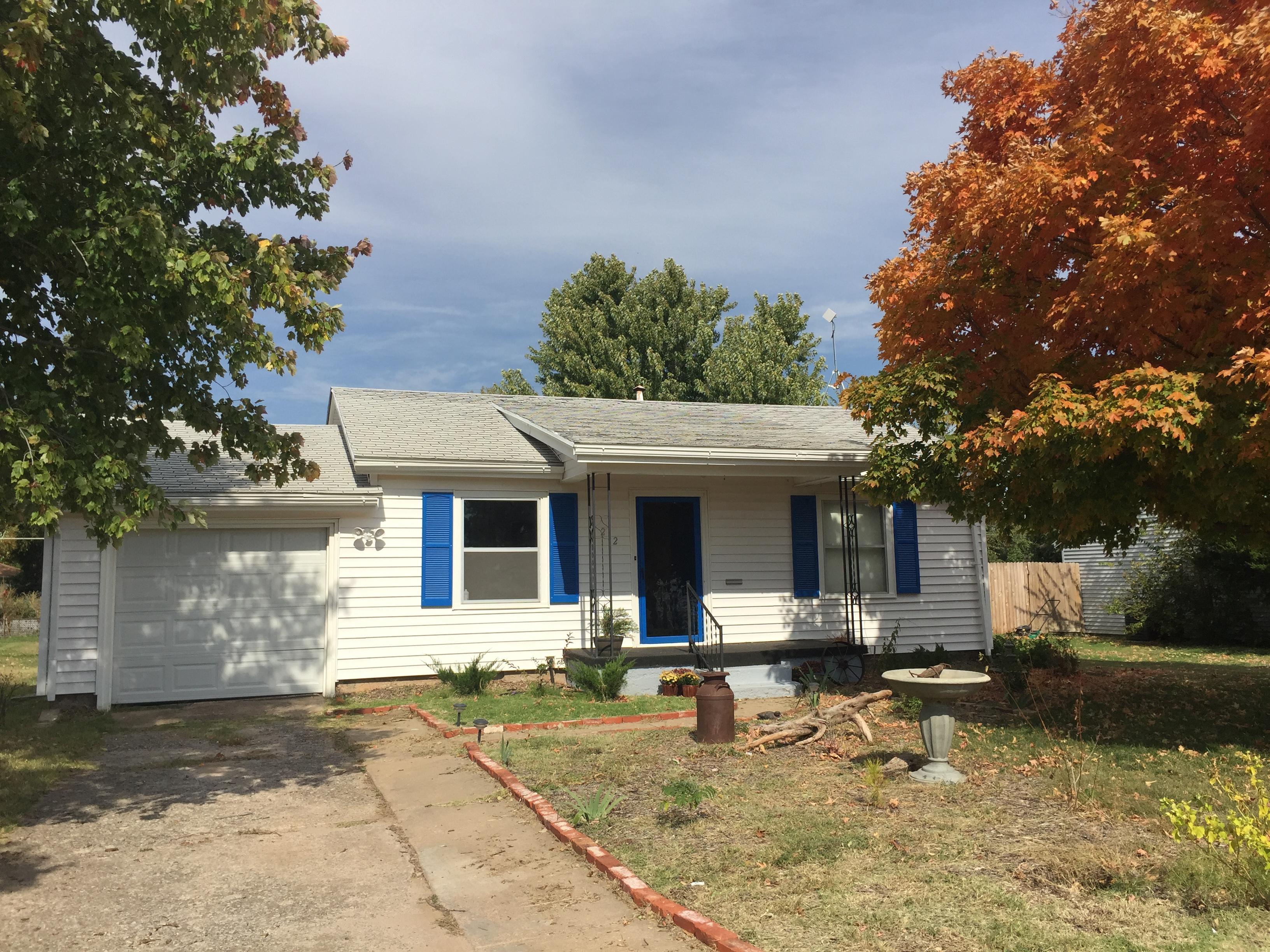 822 Birch, Blackwell, Oklahoma 74631
