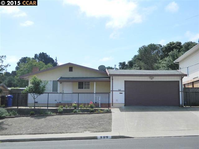969 Marlesta Rd, Pinole, CA 94564