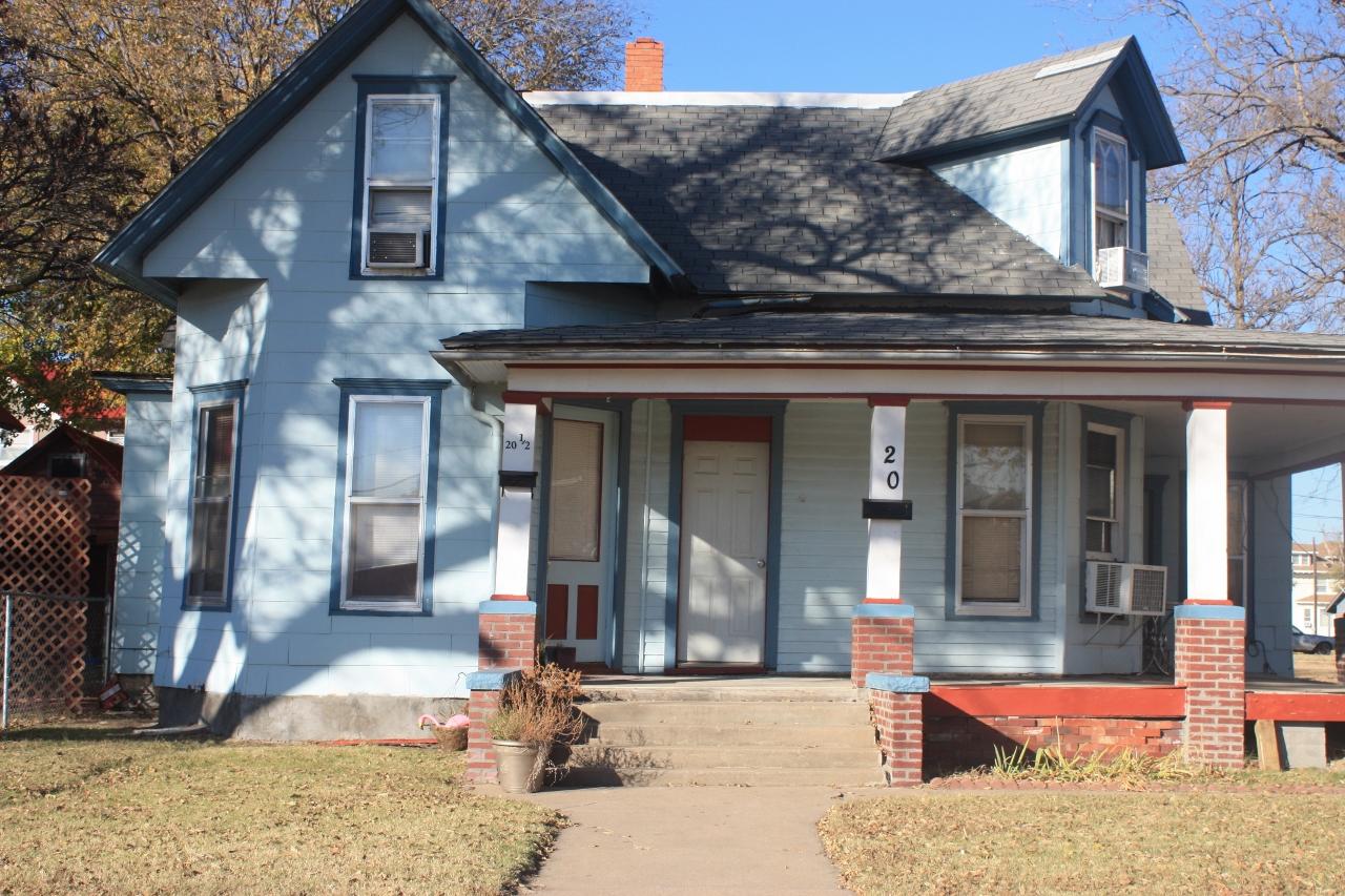20 W 10th Ave, Hutchinson, Kansas 67501