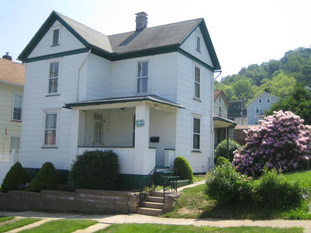 636 Russell Avenue, Johnstown, Pennsylvania 15902