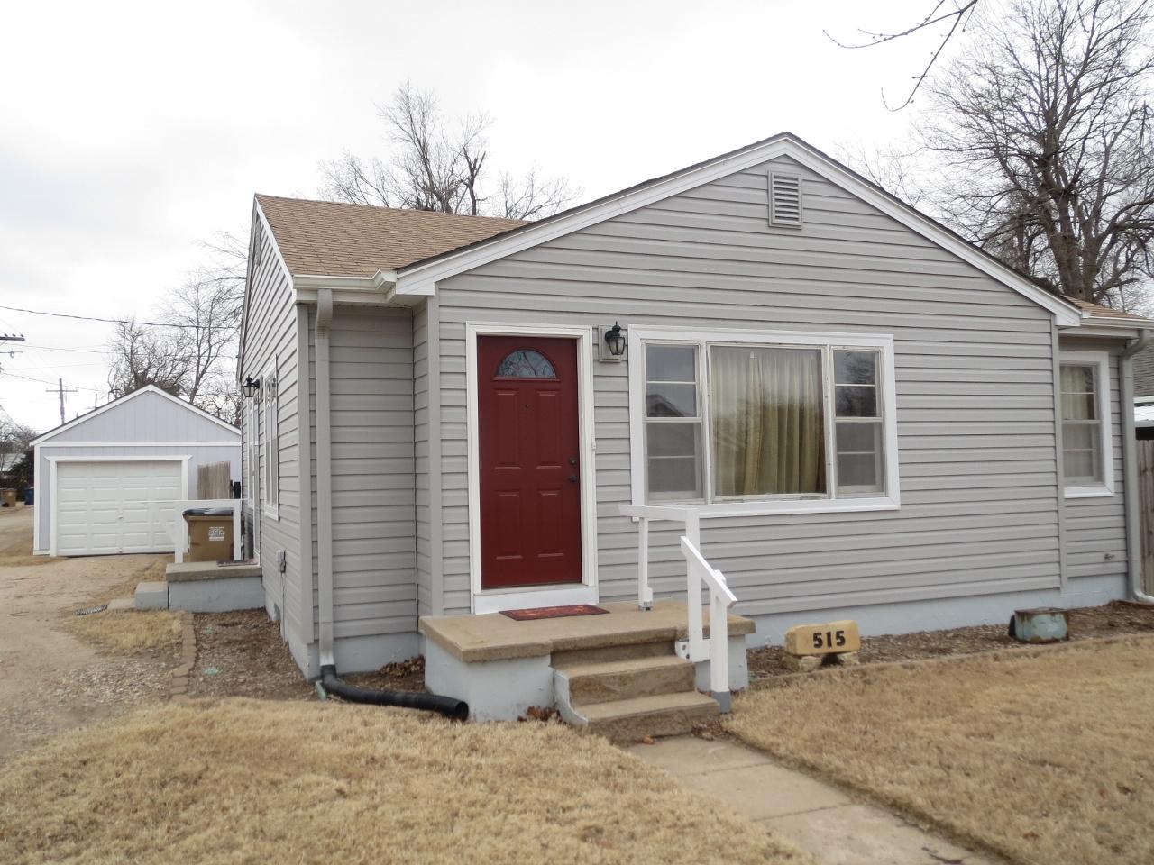 515 W 18th Ave, Hutchinson, Kansas 67502