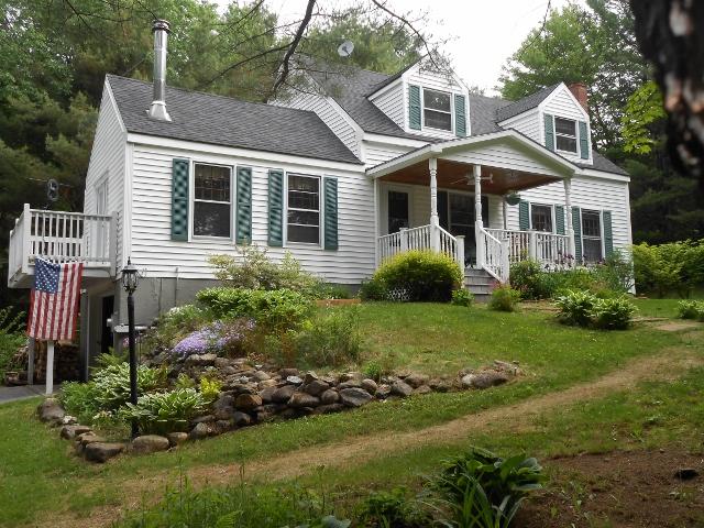 101 Fenderson Hill Road, Wilton, Maine 04294