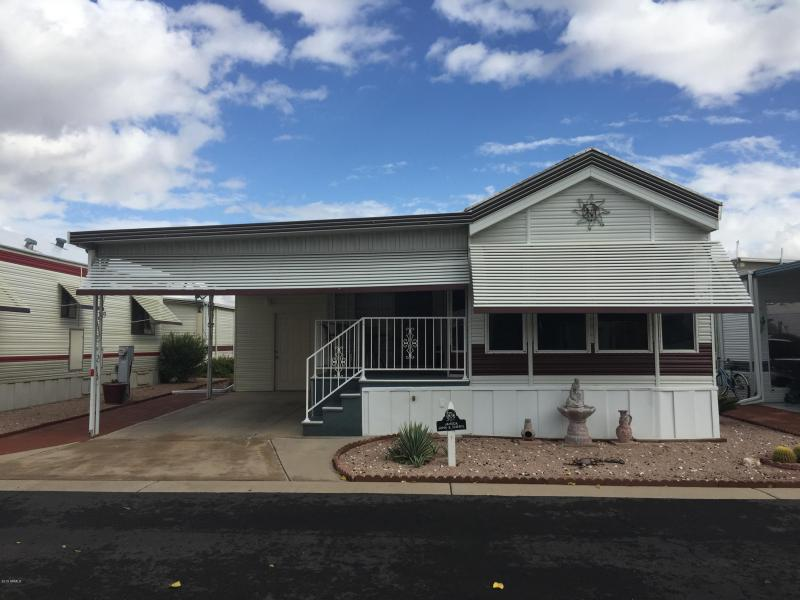 7750 E. Broadway Rd #307, Mesa, Arizona 85208