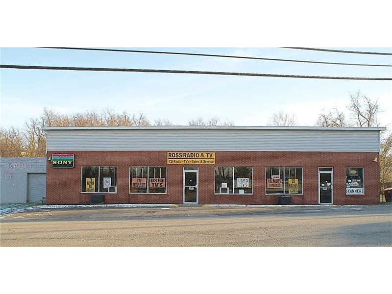 550 Connellsville Street, Uniontown, Pennsylvania 15401