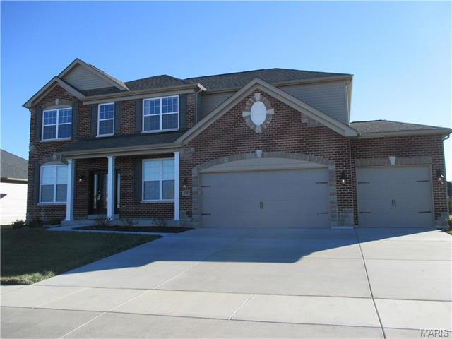 118 Central Park AVE, Wentzville, MO 63348