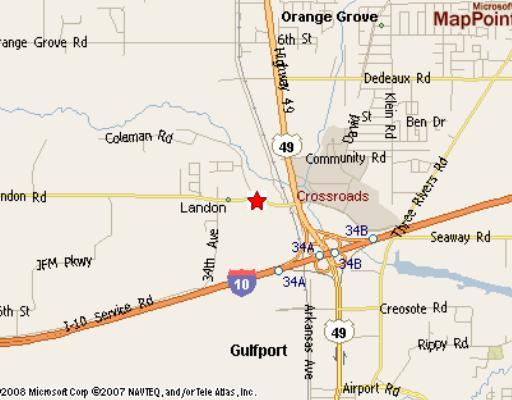 16010  Landon Road, Gulfport, MS 39503