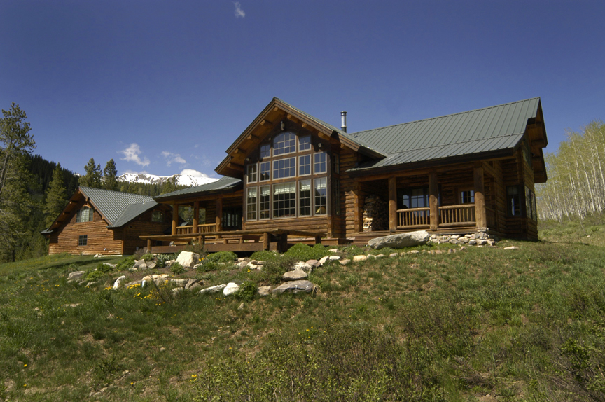 1060 County Road 12, Crested Butte, Colorado 81224