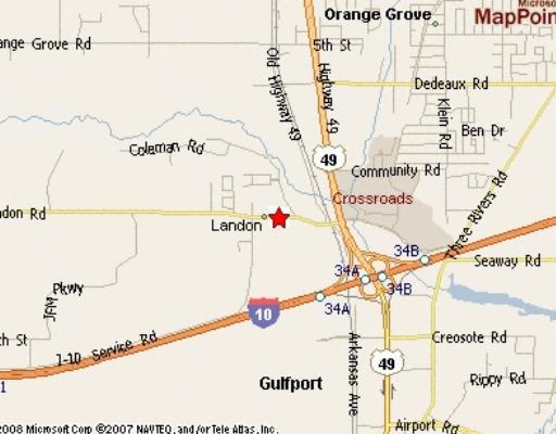 16012  Landon Road, Gulfport, MS 39503