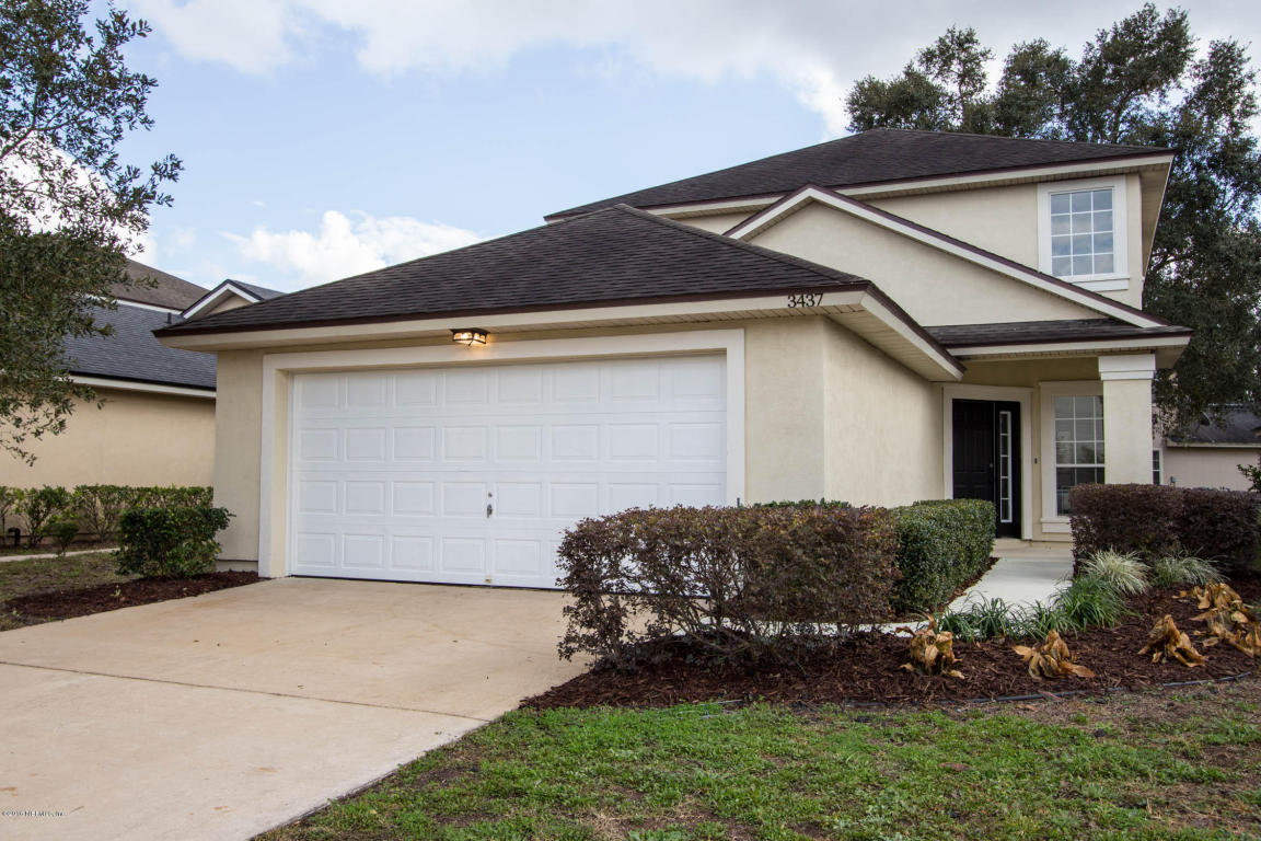 3437  Pebble Sand Ln, Orange Park, FL 32065