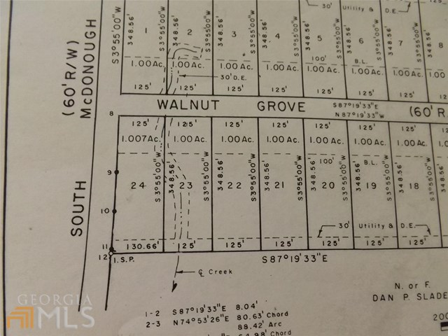 100 WALNUT GROVE Rd, Griffin, GA 30223