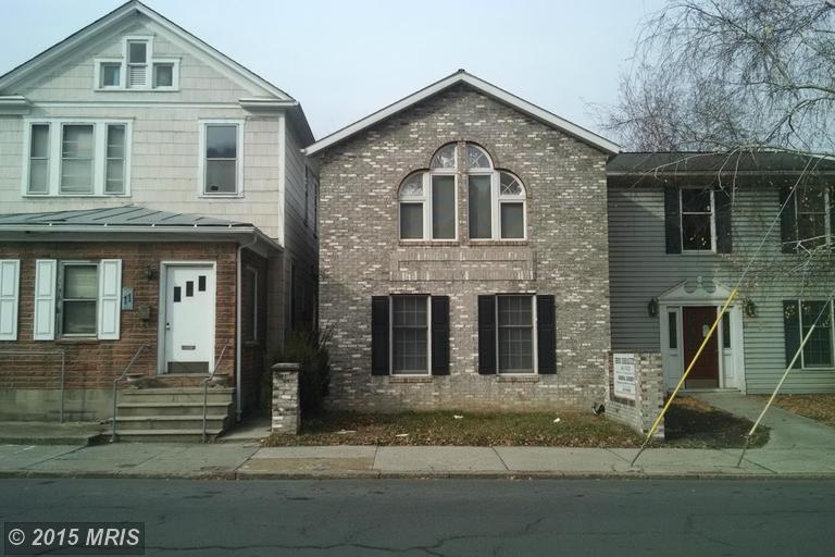 21 N. DAVIS St, Keyser, WV 26726
