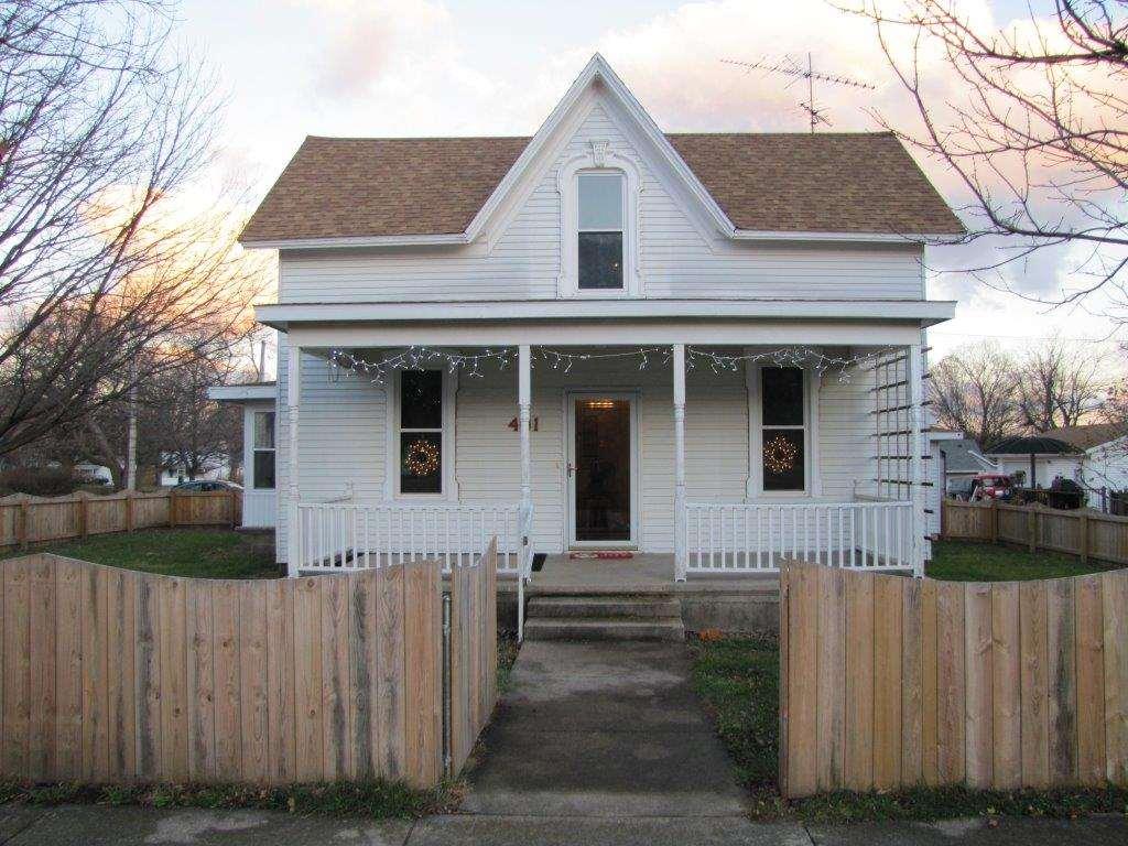 401 S Newton St, Goodland, IN 47948