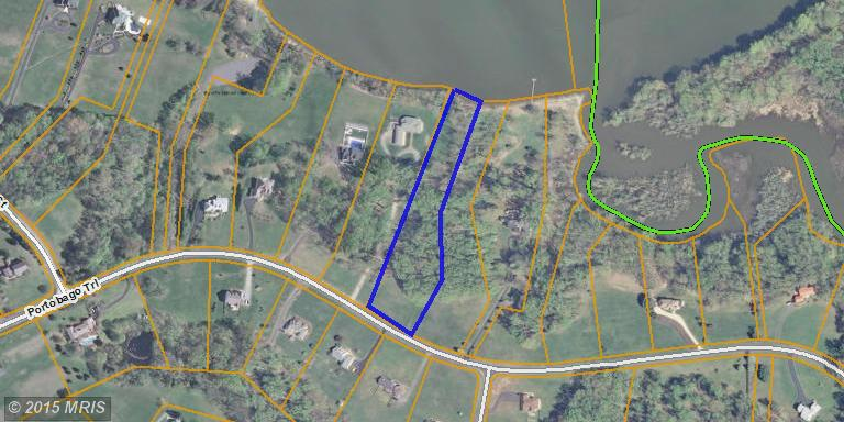 Lot 19 Portobago Trl, Port Royal, VA 22535
