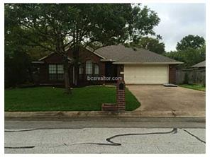 4608 Valley Brook, College Station, TX 778458970