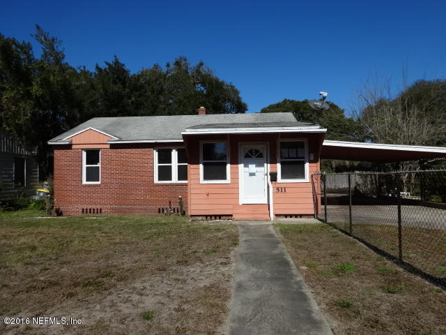 511  66th St  W, Jacksonville, FL 32208