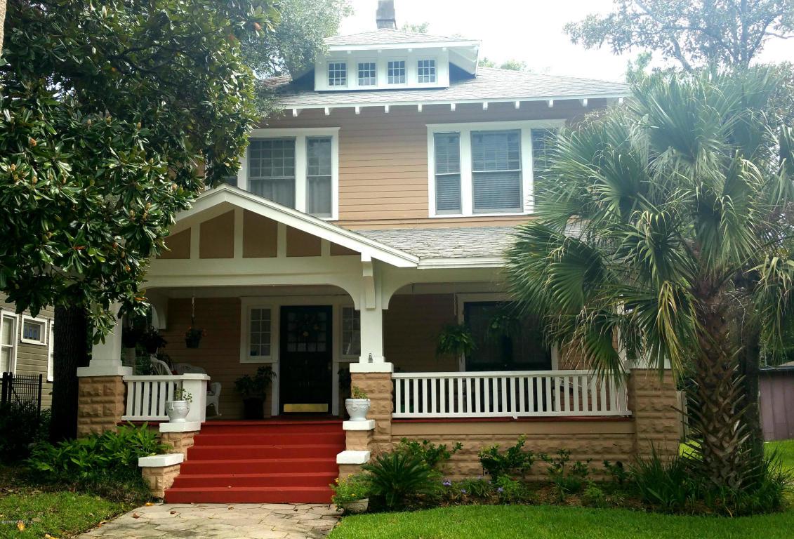 1817  Bayard Pl, Jacksonville, FL 32205