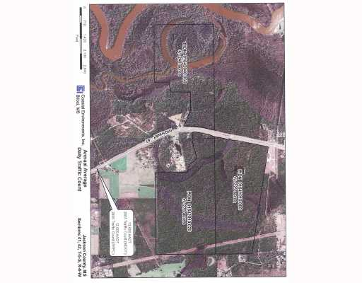 504.9 AC  Highway 63, Moss Point, MS 39565