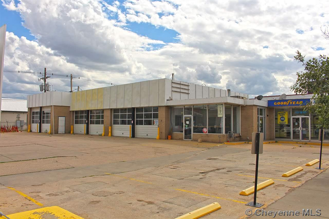 401 W 16th St, Cheyenne, WY 82001