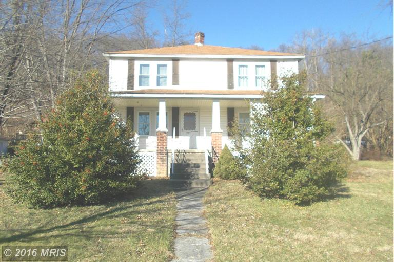23671 MCMULLEN HIGHWAY SW, Rawlings, MD 21557