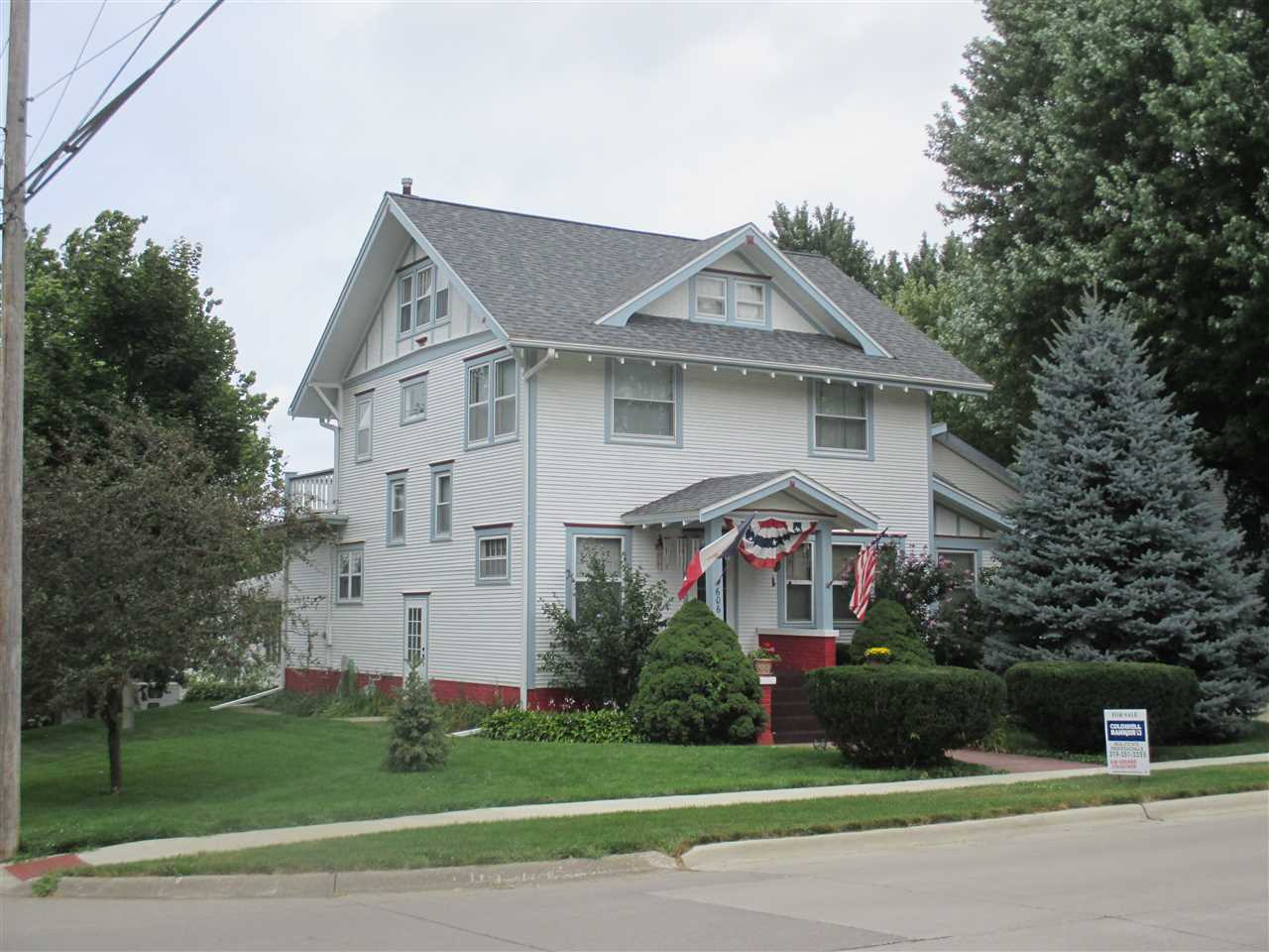 606 W Welsh St, Williamsburg, IA 52361