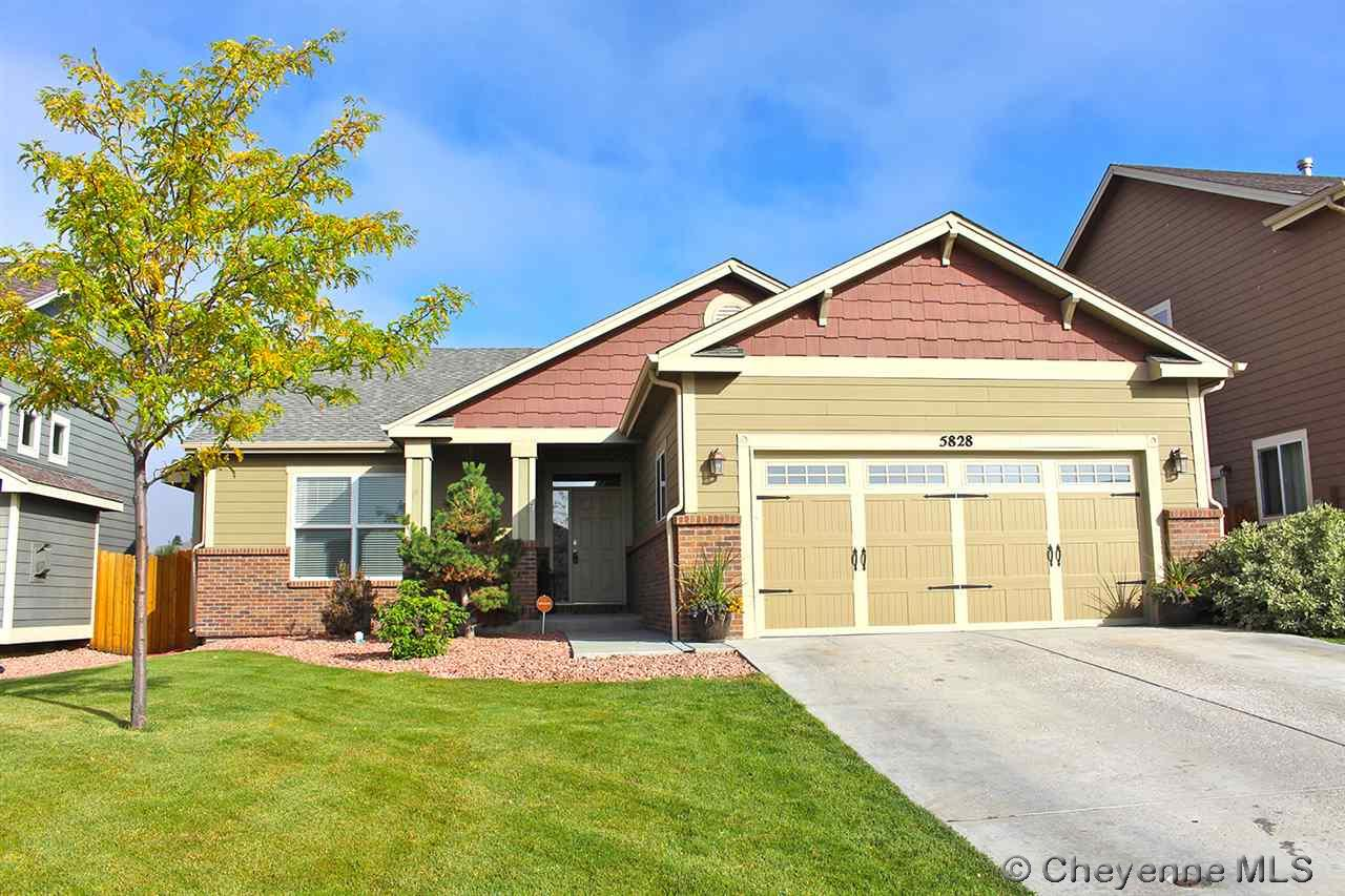5828  Kenosha St, Cheyenne, WY 82001