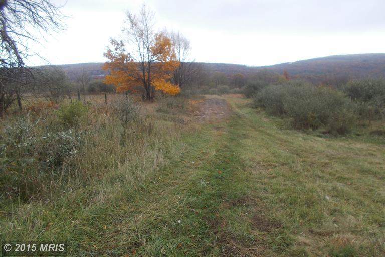 V W WV ROUTE 50, Elk Garden, WV 26717